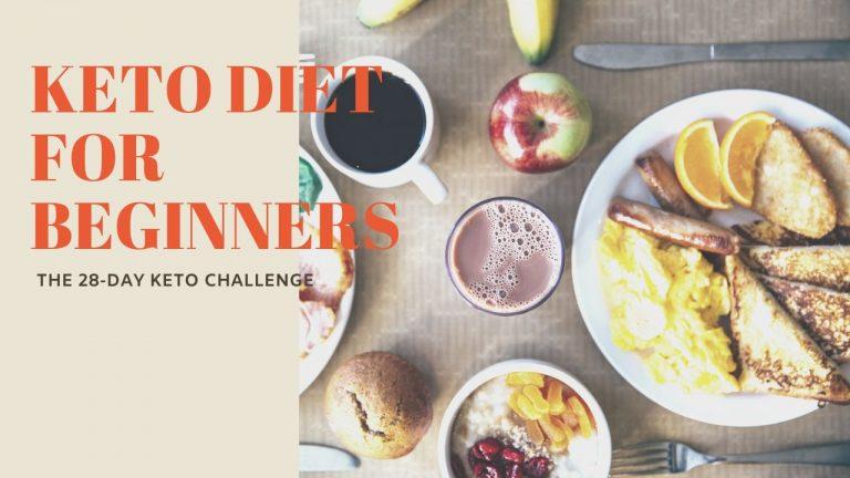 Keto Diet For Beginners.